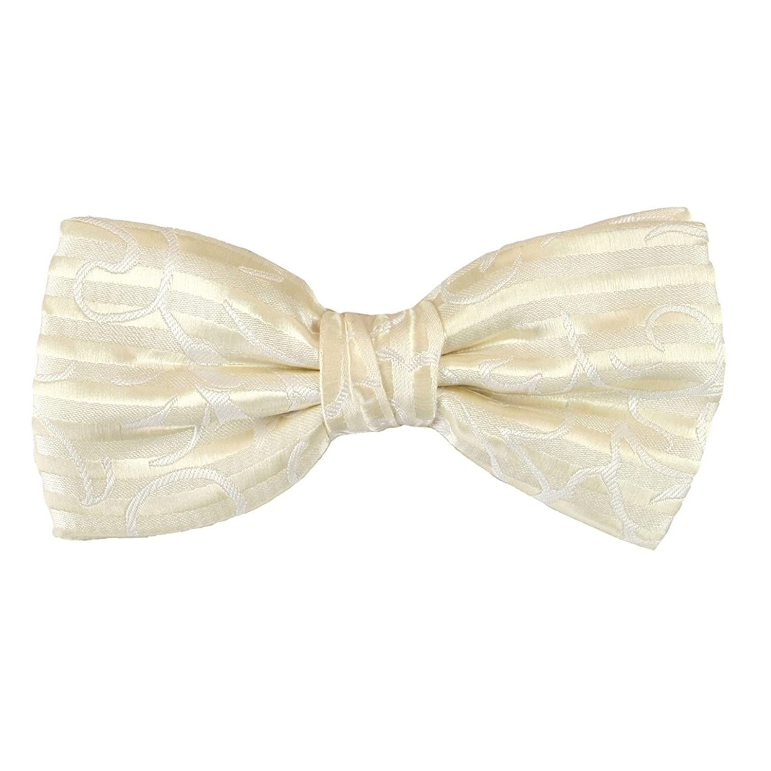 Victorian Men's Tuxedo, Tailcoats, Formalwear Guide Historical Emporium Mens Gaston Bow Tie $9.95 AT vintagedancer.com