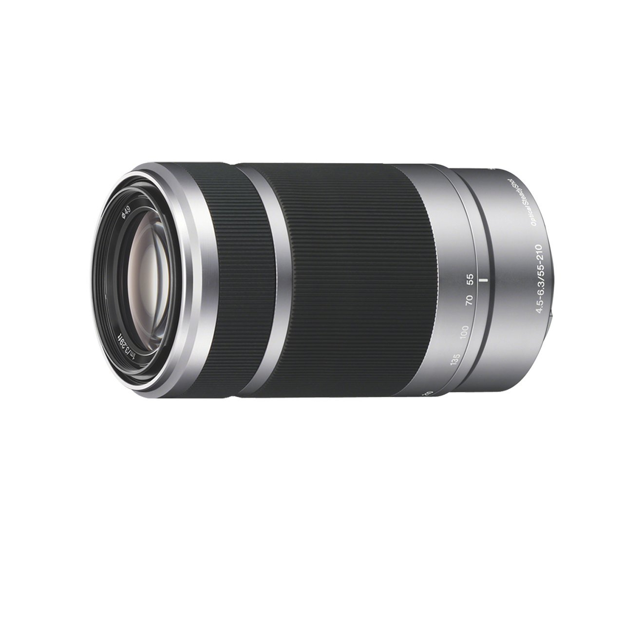 Sony SEL55210 E Mount APS-C 55-210 mm F4.5-6.3 Telephoto