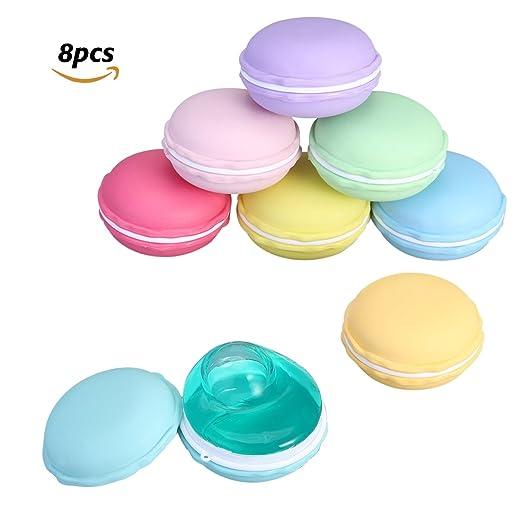 39 opinioni per FUNTOK 8 pezzi Macarons Slime Colorful Magica Argilla Squishy Slime stress