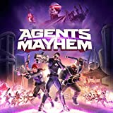 Agents of Mayhem: Legal Action Pending DLC - Digital Edition - PS4 [Digital Code]