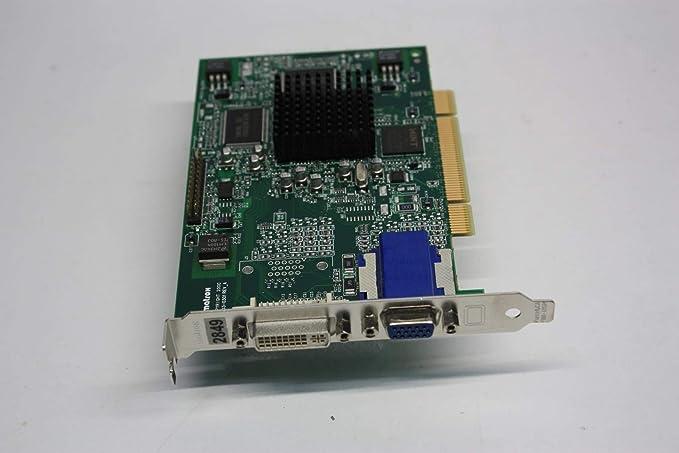 IBM 80P4527 G450 PCI 32MB VGA-DVI Video Card 00P5758