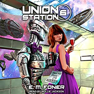 Wanderers on Union Station Audiobook