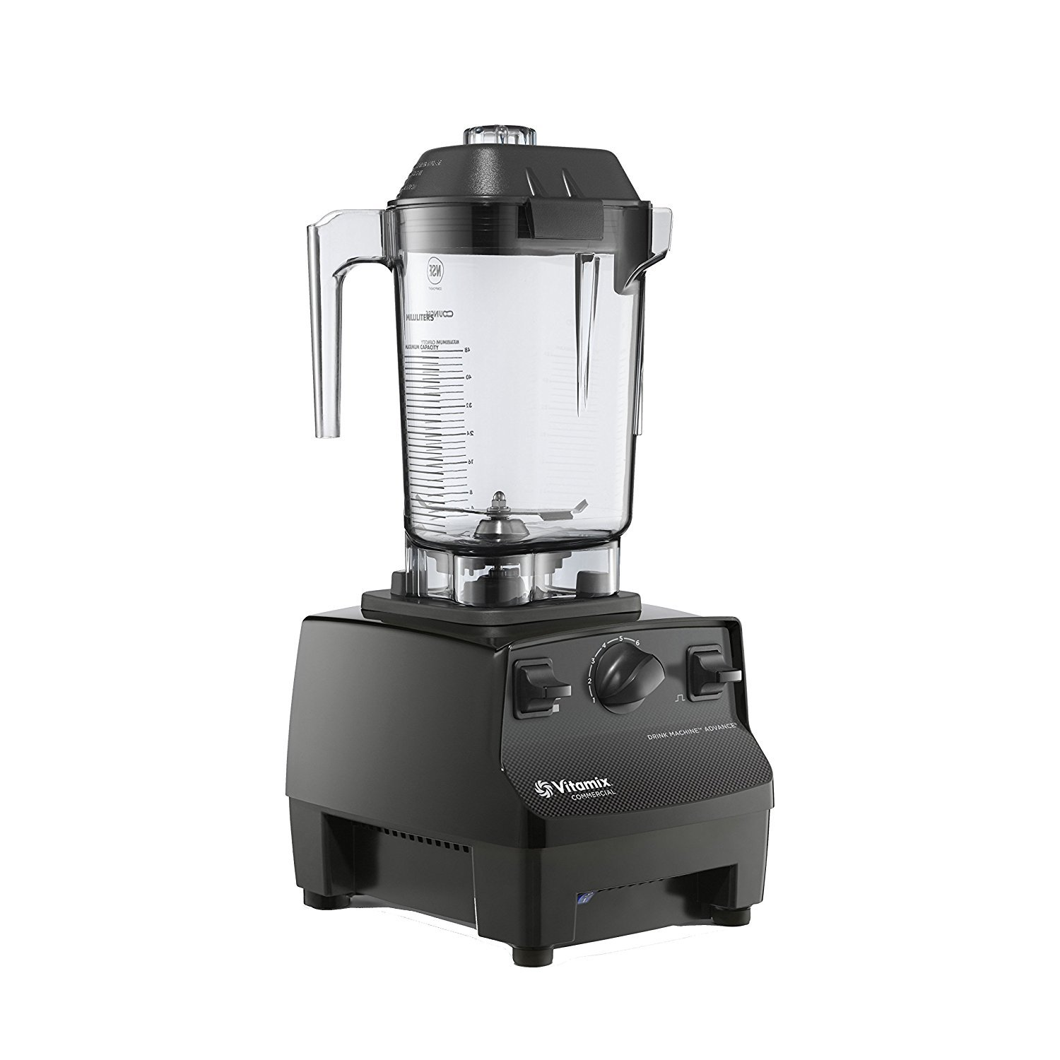 Vitamix 62824 Black Drink Machine Advance 48 Ounce Blender