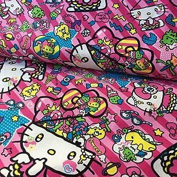 Hello Kitty tela – Hello Kitty Headspace rosa – KOK12 – por 0,5 ...