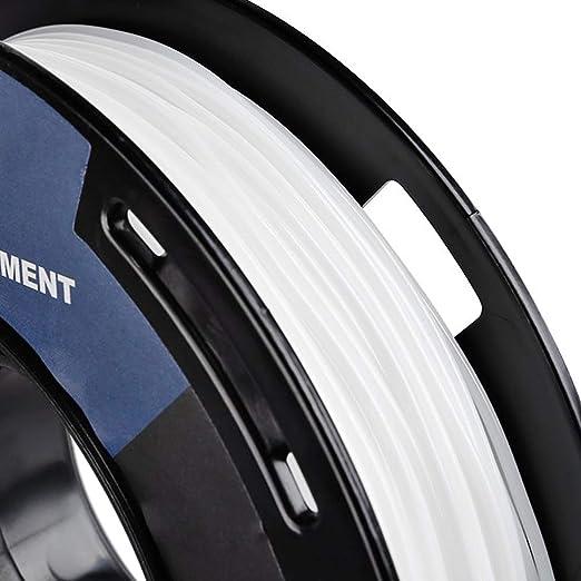 Bobina pequeña de SainSmart, 1,75 mm, filamento 3D de poliuretano ...