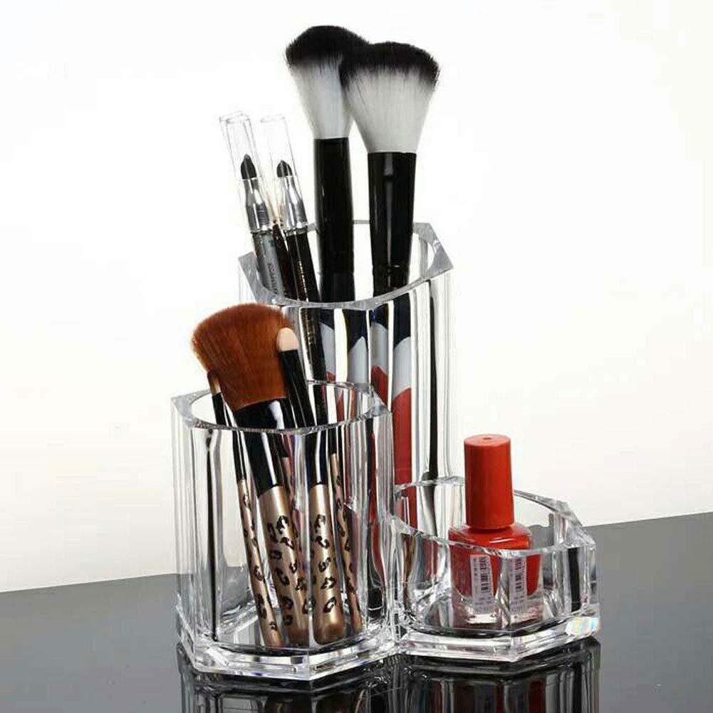CINEEN Organizer per Cosmetici Trucchi Set pennelli cosmetici organizer, titolare di titolare Bicchieri di plastica Others