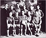 1920 Photograph Varsity Basketball Team from New Castle, Indiana