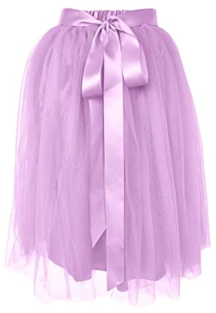 1037b042f5 Dancina Women's Tutu Skirt A Line Knee Length: Amazon.co.uk: Clothing