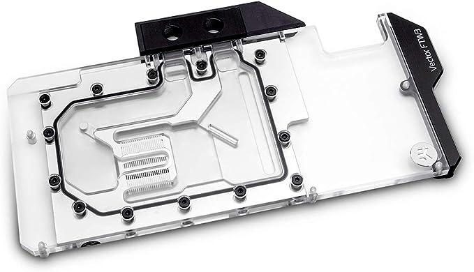 Amazon.com: EKWB EK-Vector FTW3 RTX 2080 GPU Water Block, Nickel/Plexi: Computers & Accessories