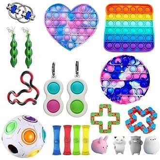 manette de jeu Valink Jouet simple /à fossettes jouet anti-stress pour adultes et enfants