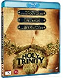 Monty Python - Holy trinity box (Blu-ray) (3-Disc) IMPORT -Terry Jones with Eric Idle and Graham Chapman.