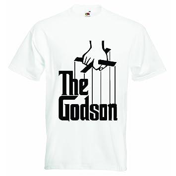 Amazon.com: The godson - Boys Girls T-shirt Personalized ...