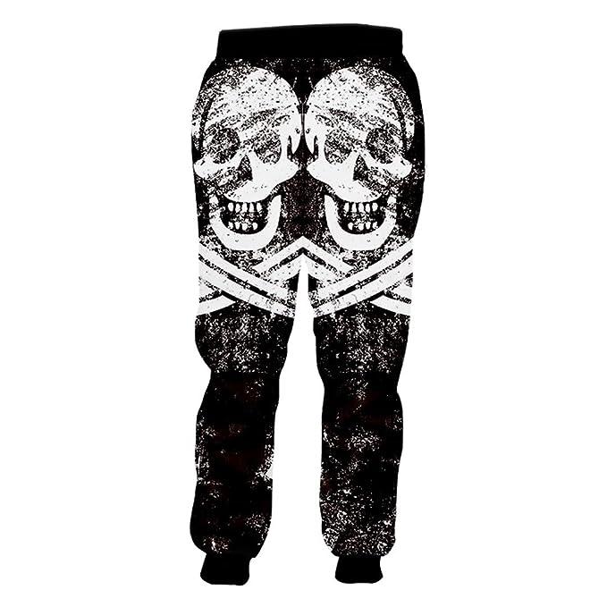 Pantalones de chándal Unisex en 3D con Estampado Completo, Cruz ...