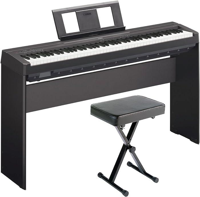 Top 10 Home Digital Piano Yamaha