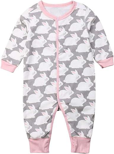 Carter/'s White Blue Bunny My First Easter Sleeper Sleep N Play Sz Newborn
