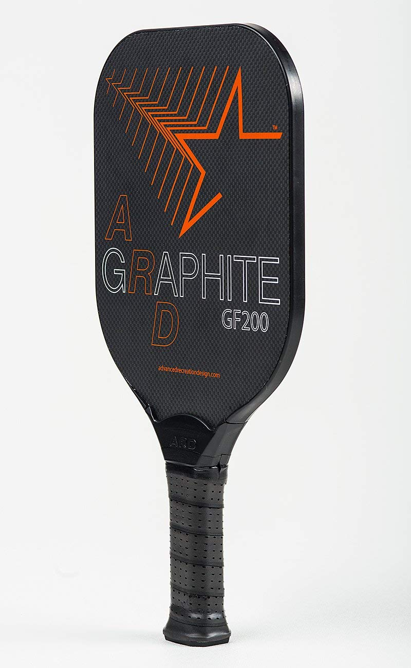Amazon.com : Advanced Recreation Design ARD GF200 Graphite Pickleball Paddle (Yellow) : Sports & Outdoors