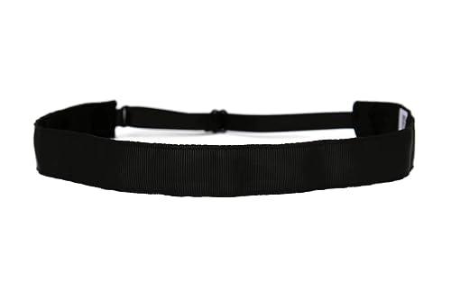 BEACHGIRL Bands Black Headband Adjustable No-Slip Hair Band For Women /& Girls Floral