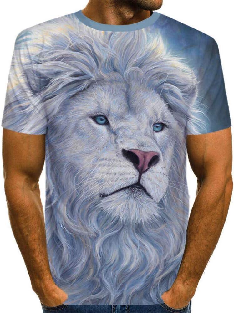 ASDWA 3D Imprim/é Tee Shirt,Vintage Hip Hop Champignon Motif Noir Unisexe 3D Imprim/é T-Shirts Respirant /Ét/é Col Rond T-Shirts D/écontract/és /À Manches Courtes pour Teen Boy Girls