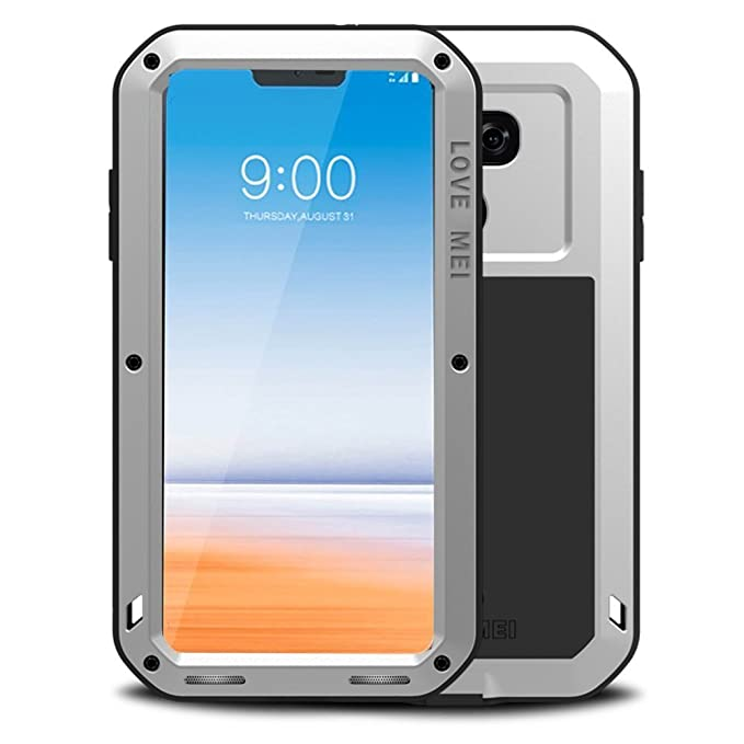 online store ff811 d25d8 Amazon.com: LG G7 Waterproof Case, Hwota Shockproof Waterproof Dust ...