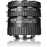 MEIKE MK-N-AF1-A Makro Elektronische Halterung Autofokus Makro Metall Verlängerungsrohr Adapter Für Nikon DSLR Kamera D80 D90 D300 D300 SD800 D3100 D3200 D5000 D51000 D5200 D7000 D7100 etc