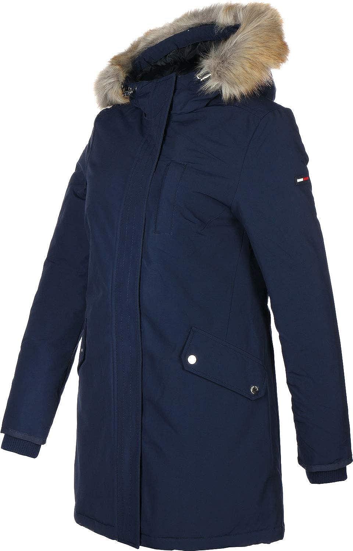 Tommy Jeans Damen Jacke Tjw Technical Down Jacket Hilfiger Denim DW0DW05165