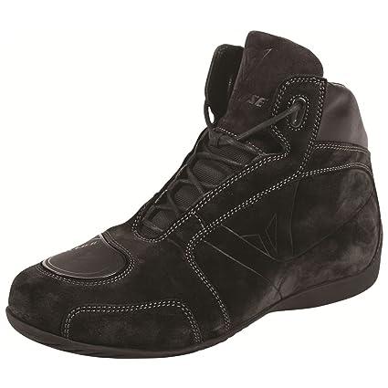 39a5cb72a Amazon.com: Dainese Vera Cruz D1 Motorcycle Shoes Size 45 Euro Black ...