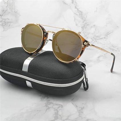 AGGIEYOU Gafas de Sol Clip Gafas magnéticas polarizadas para ...