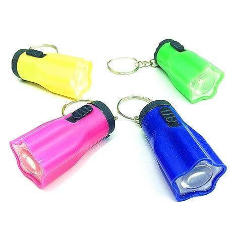 Vivianu Mini Linterna LED Light-Up Llavero Niños Regalo ...