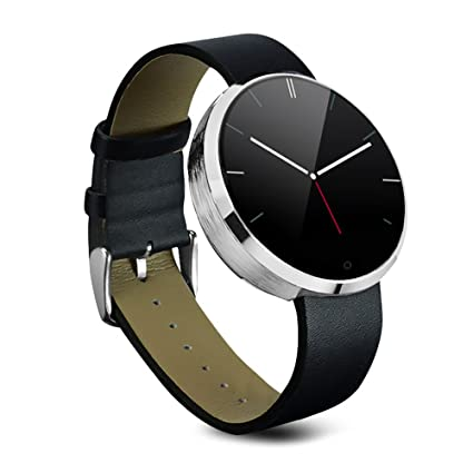 NINETEC Smart9 SmartWatch G2 para Android y iOS de Apple con ...
