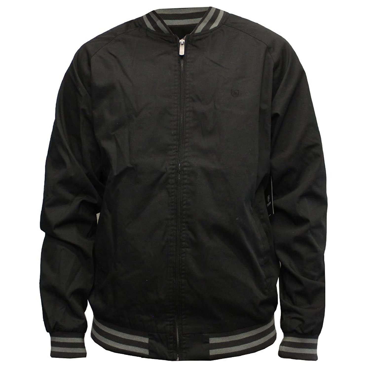 Brixton Recruit Jacket Black