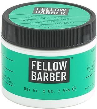 2 Count Fellow Barber Texture Paste, 2.5 Oz
