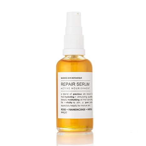 Sérum facial reparador natural, 50 ml, para todos los tipos de piel, impregnado