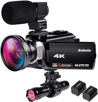 ZGQA-GQA 1080P 4K UHD 8MP CMOS Digital Electronic Digital Industrial C Mount Video Microscope Camera for Phone Repair Teaching Demonstrat Color : Purple
