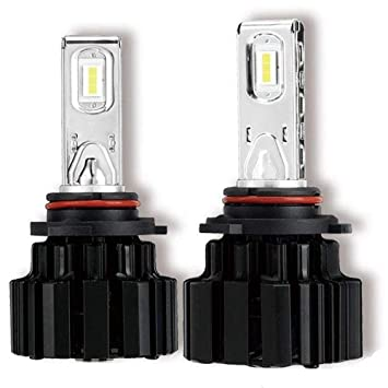 9006 HB4 Led Faro Bombillas 80W 13600LM 6000K All-in-One Conversión Bombilla LED