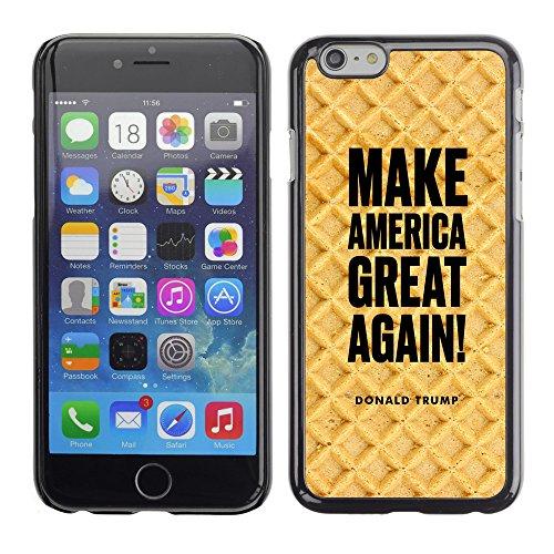 """Print Motif Coque de protection Case Cover // Q04060527 Gâteau Donald Trump America // Apple iPhone 6 6S 6G 4.7"""""""
