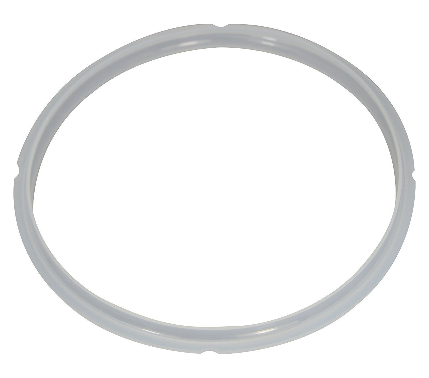 Rubber Seal Ring For Elite Platinum 8 Quart Electric Pressure Cooker Model: EPC-808SS and EPC-808(A-Z) by GJS Gourmet (Image #1)