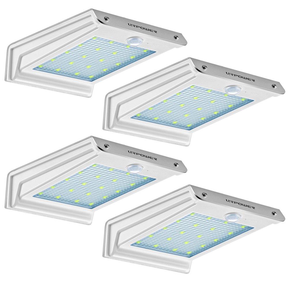 Solar Lights URPOWER 20 LED Outdoor Lighting Sensor Lights