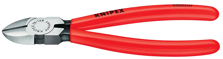 KNIPEX 70 01 180 Diagonal Cutters Knipex Tools LP