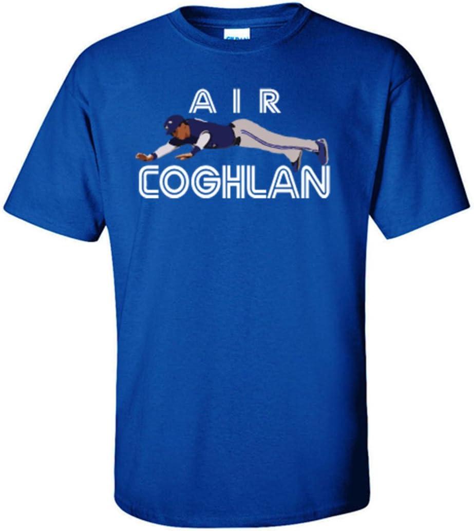 The Silo Blue Toronto Air Coghlan T-Shirt