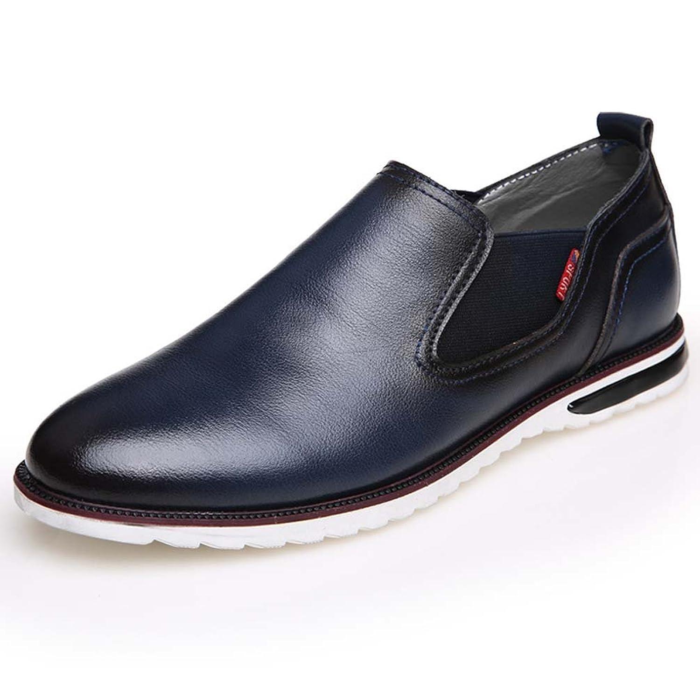 2016 Casual Genuine Leather Shoes for Men Oxfords Suit Shoe Men Flats Zapatos Hombre