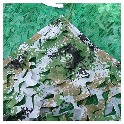 SJMWZW Military Camouflage Net Tarnung Abdeckung Camouflage Net Geeignet für Outdoor-Camping Versteckte Jagd Fotografie Auto Sonnenschirm Bar Wald Halloween Weihnachtsdekoration (größe   2  3m)