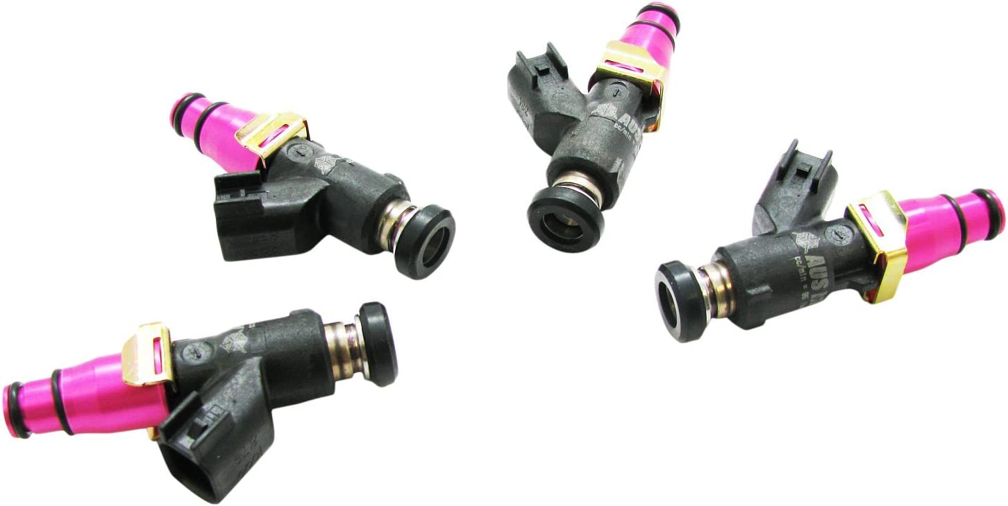 F56010-450-4 450cc High Performance Fuel Injector, Set of 4 AUS Injection