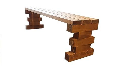 Total wood 2012 panca panchina panchetta interno esterno in legno