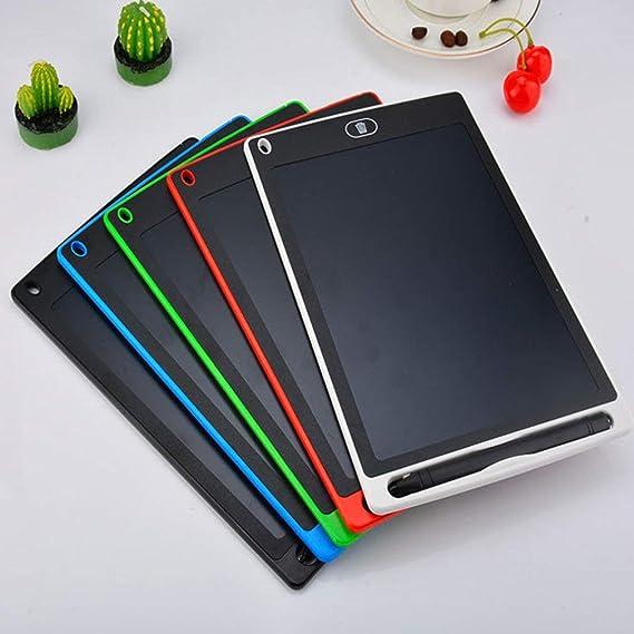 LCDライティングタブレットキッズ描画タブレット手書きボードパッドLcd手書きボード子供落書き描画ボード(スカイブルー10インチ)