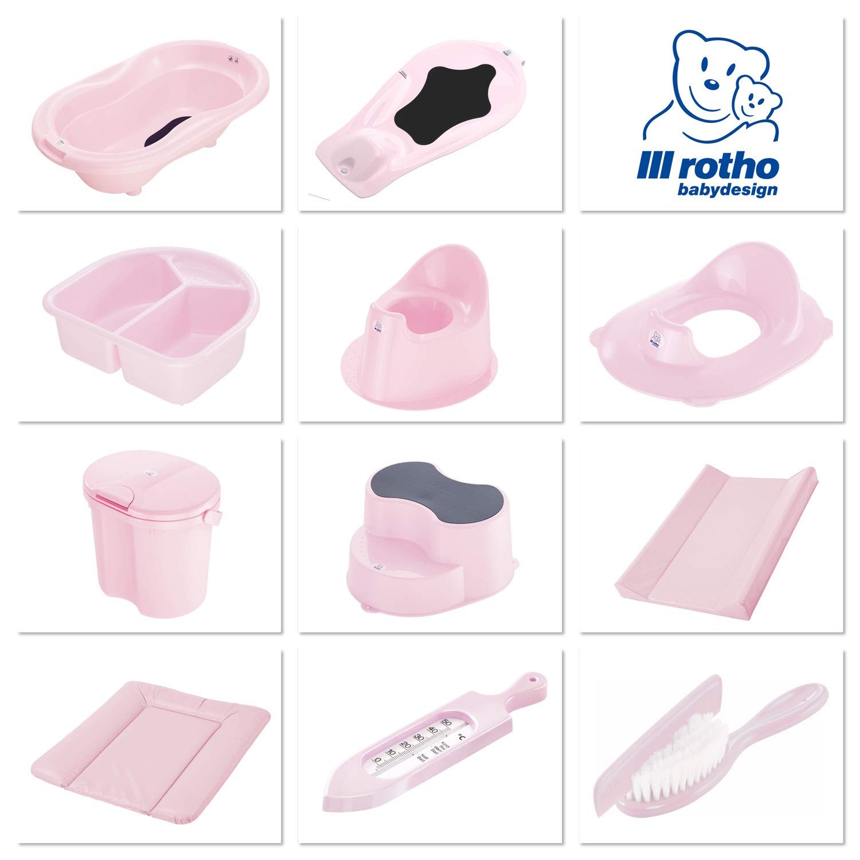 Dark Blue Royal Blue Pearl 200050265 Anti-slip surface Rotho Babydesign TOP Childrens stool TOP