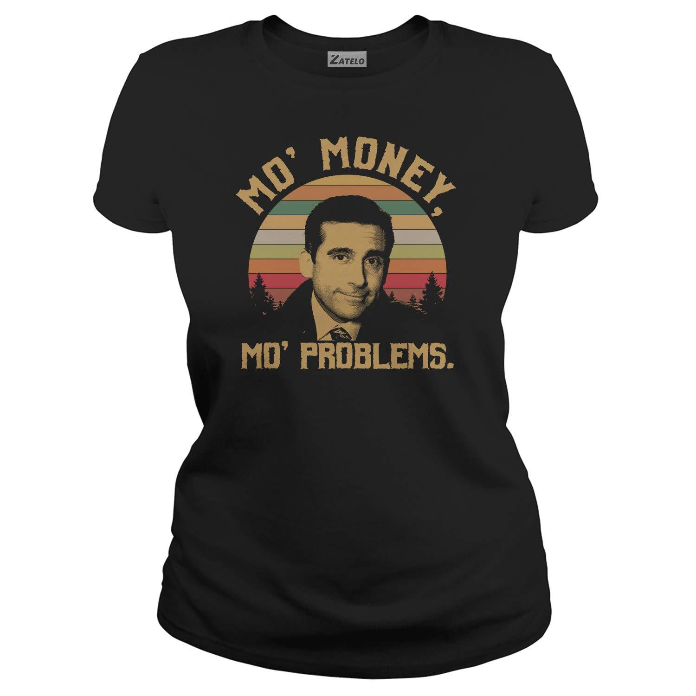 Vintage Retro T-Shirt MO Money MO Problems