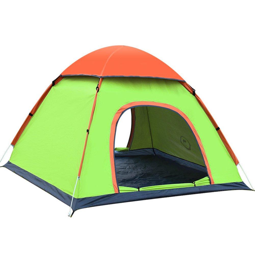 Outdoor-camping Zelt, Automatische Reisen Freizeit Zelt Wasserdicht Uv 2 Zelt