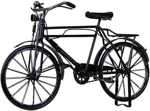 SCKL Artesanía de Hierro, Bicicleta Decoración de artesanía ...