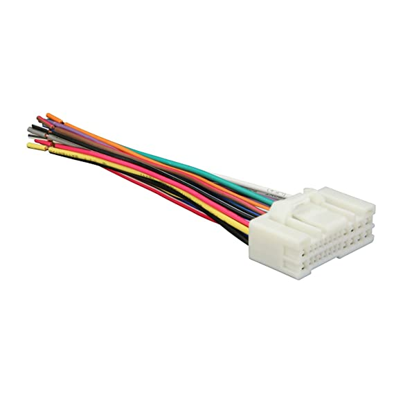 amazon com metra 71 1004 radio wiring harness for 2004 up kia 2006 metra 71 1004 radio wiring harness for 2004 up kia 2006 up