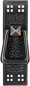 #39038 CKP Brand Vertical Mission Pull, Oil-Rubbed Bronze